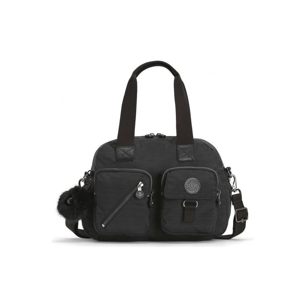 Женская сумка Kipling DEFEA True Dazz Black (G33) K18217_G33