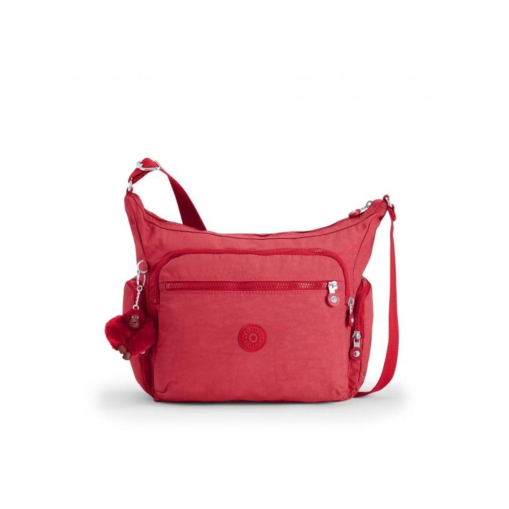 Жіноча сумка Kipling GABBIE Spicy Red C (T69) K15255_T69