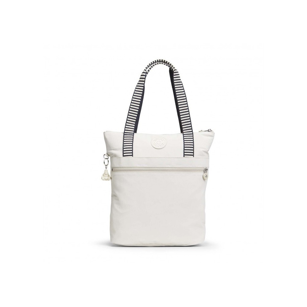 Сумка-рюкзак Kipling REALFUN Canvas White (16H) K22060_16H
