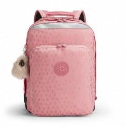Рюкзак для ноутбука Kipling COLLEGE UP Pink Gold Drop (25T) K06666_25T