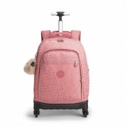 Рюкзак на колесах Kipling ECHO Pink Gold Drop (25T) K11648_25T