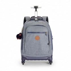 Рюкзак на колесах Kipling ECHO Craft Navy C (41T) K11648_41T