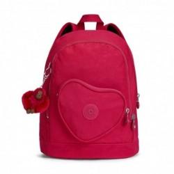 Рюкзак Kipling HEART BACKPACK True Pink (09F) K21086_09F
