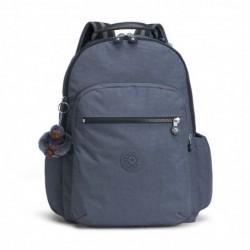 Рюкзак для ноутбука Kipling SEOUL GO True Jeans (D24) K21316_D24