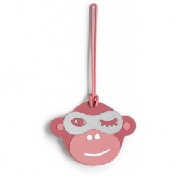 Брелок Kipling MONKEY FUN TAG P Monkey Face (24T) K00117_24T