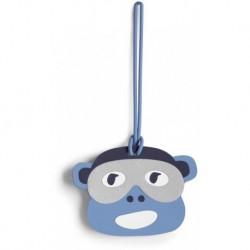 Брелок Kipling MONKEY FUN TAG Bl Monkey Face (25B) K00117_25B