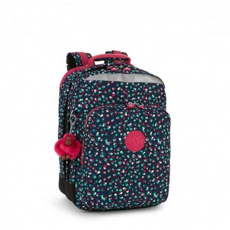 Рюкзак для ноутбука Kipling COLLEGE UP Festive Camo (R15) K06666_R15