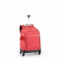 Рюкзак на колесах Kipling ECHO Punch Pink C (T13) K11648_T13