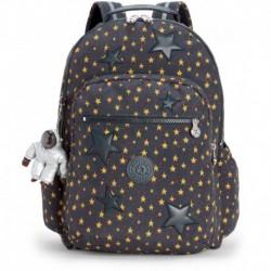 Рюкзак для ноутбука Kipling SEOUL GO Fun Star Boy (83B) K02005_83B