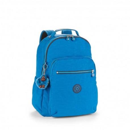 Рюкзак для ноутбука Kipling SEOUL UP Blue Green Mix (H97) K21305_H97