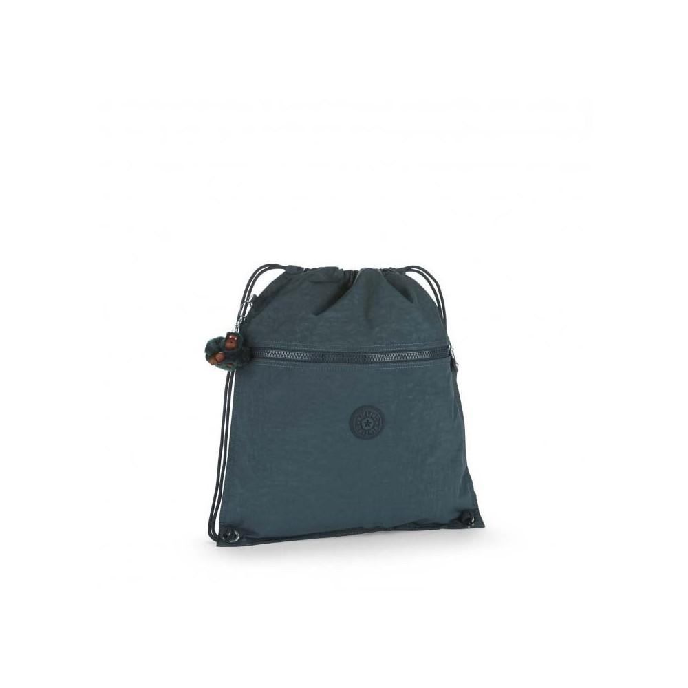 Рюкзак Kipling SUPERTABOO Emerald Combo (P42) K09487_P42