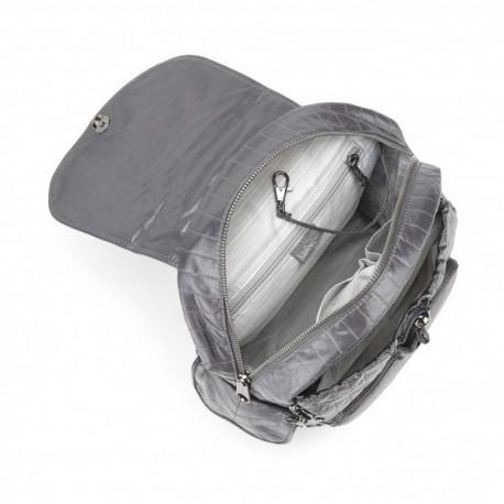 Рюкзак Kipling CITY PACK S Shiny Grey (V66) K18731_V66