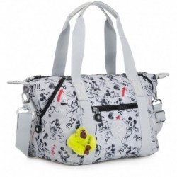 Женская сумка Kipling ART MINI Sketch Grey (0BV) KI0027_0BV