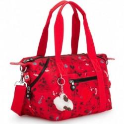 Женская сумка Kipling ART MINI Sketch Red (6CC) KI0027_6CC