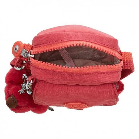 Сумочка Kipling TEDDY IAKA S DUO Punch Pink C (T13) K22059_T13