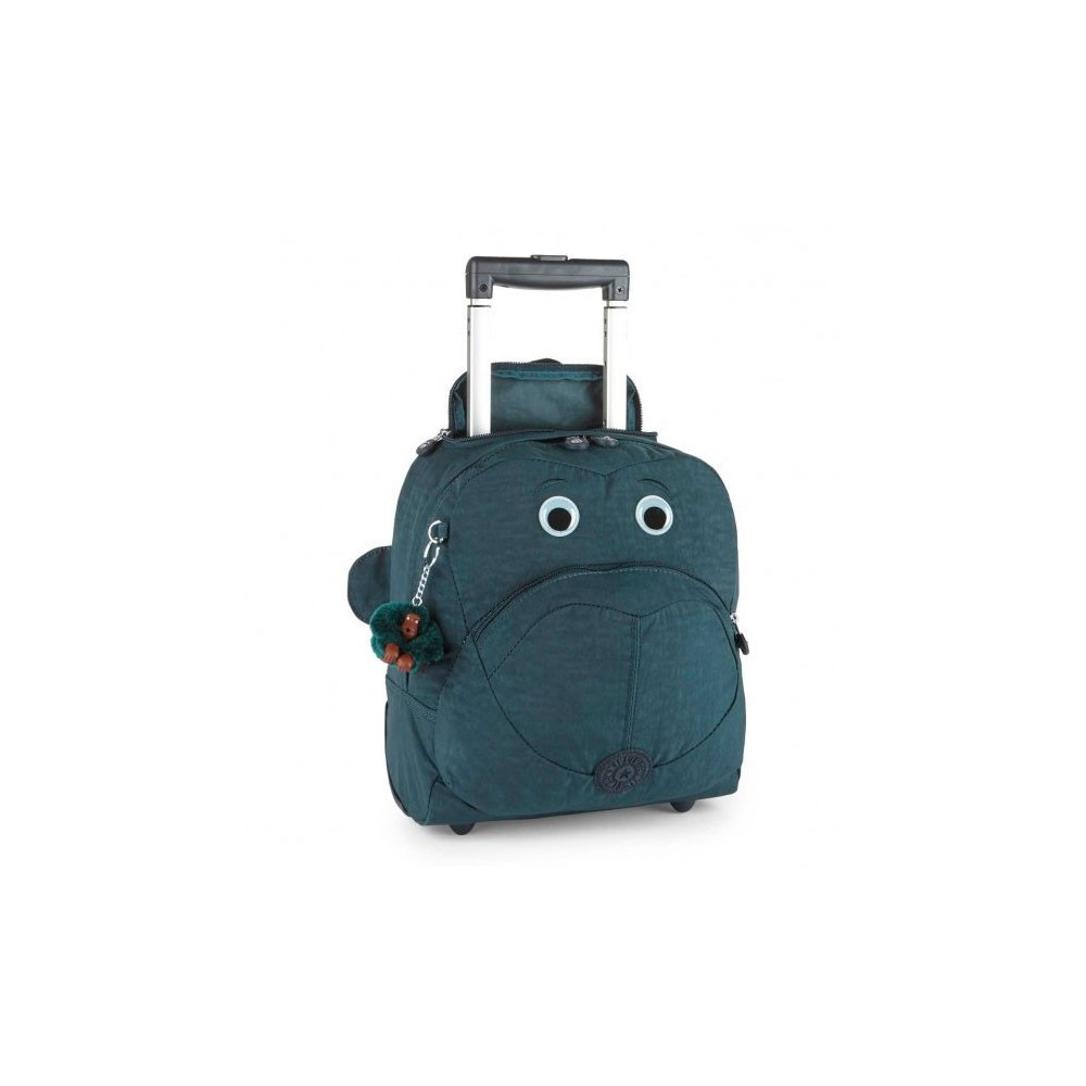 Валіза дитяча Kipling WHEELY Emerald Combo (P42) K15376_P42