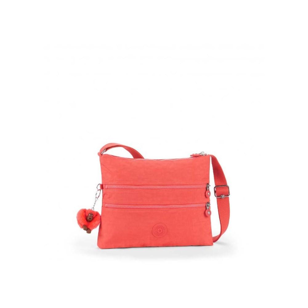 Жіноча сумка Kipling ALVAR Galaxy Orange (67T) K13335_67T