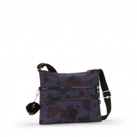 Жіноча сумка Kipling ALVAR Floral Night (T27) K13335_T27