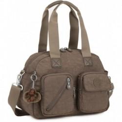 Женская сумка Kipling DEFEA UP True Beige (77W) KI2500_77W