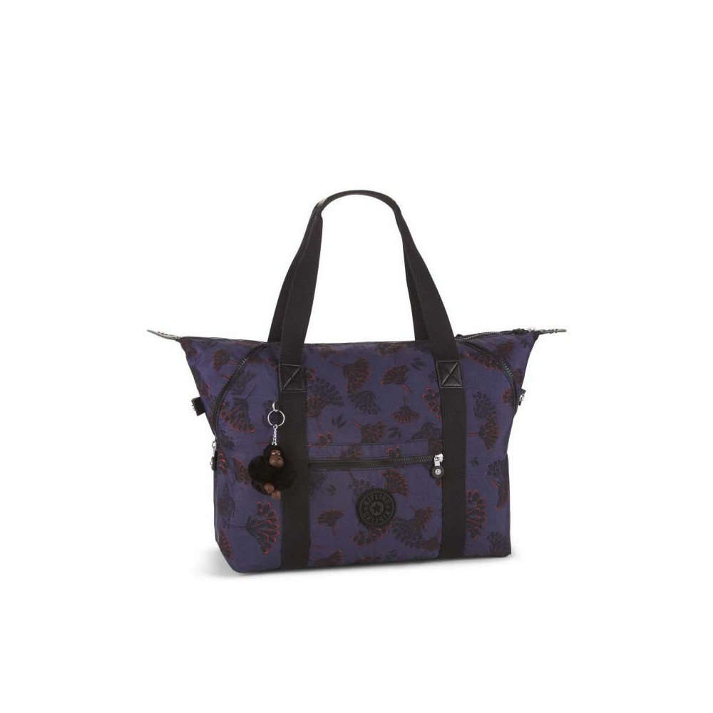 Жіноча сумка Kipling ART M Floral Night (T27) K13405_T27