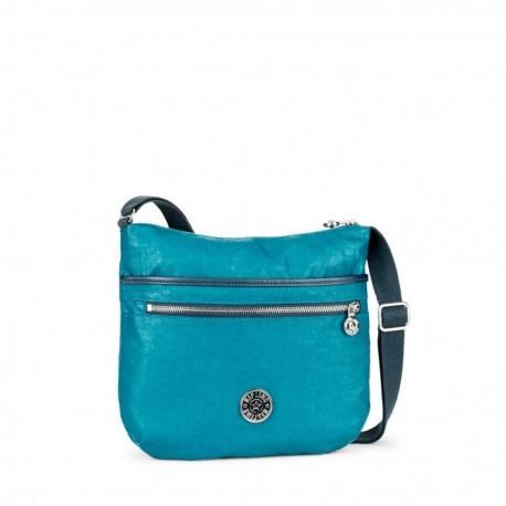 Жіноча сумка Kipling ARTO Twisted Turq (02Z) K11343_02Z