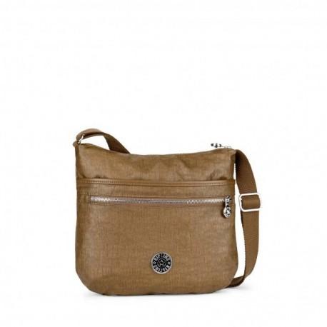 Женская сумка Kipling ARTO Twisted Brown (12R) K11343_12R