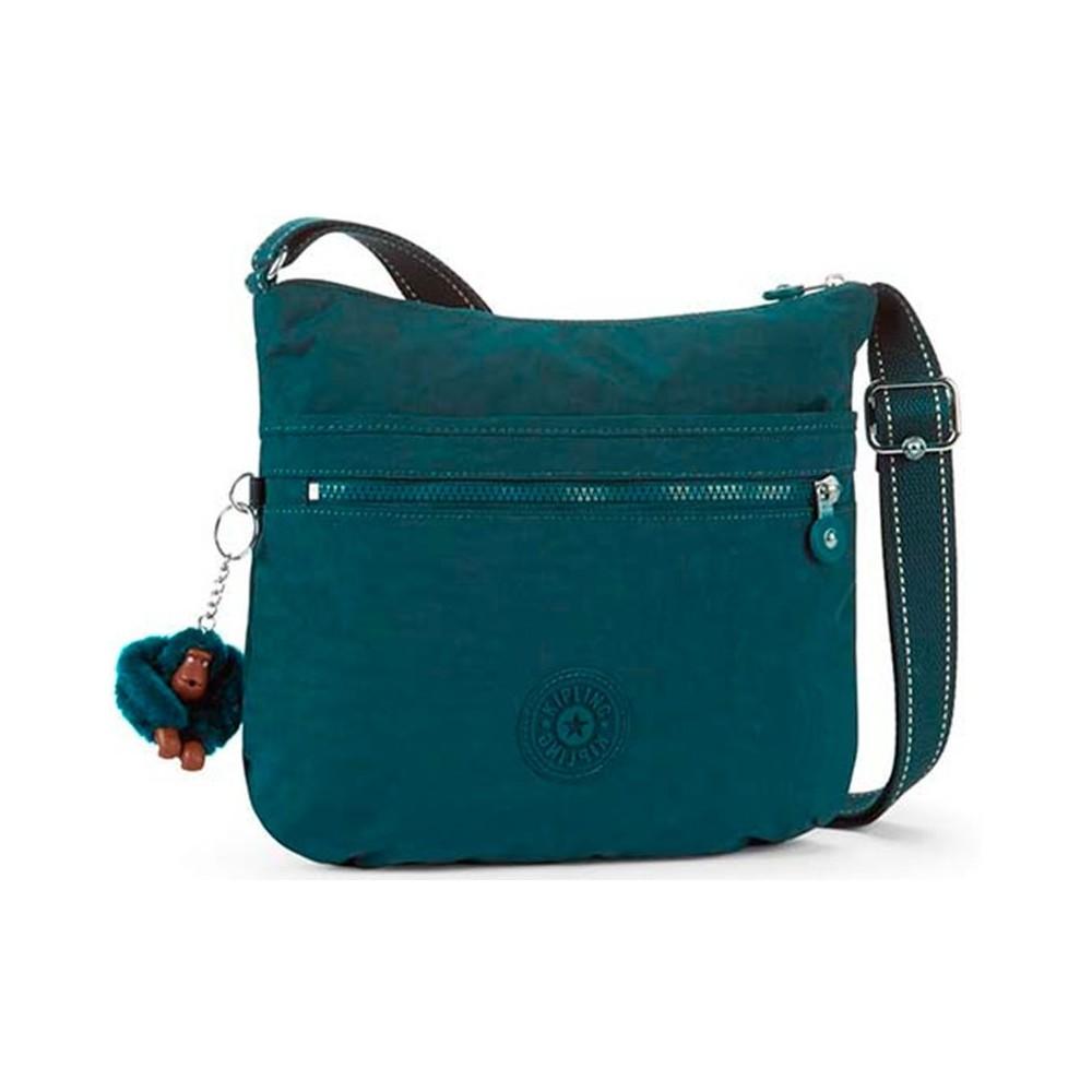 Женская сумка Kipling ARTO Deep Emerald C (89W) K19911_89W