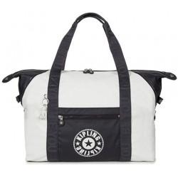 Жіноча сумка Kipling ART M White Blue Bl (26P) KI2949_26P