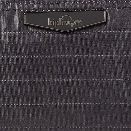 Портмоне Kipling CREATIVITY S Shiny Grey (V66) K14165_V66