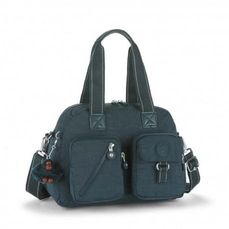 Женская сумка Kipling DEFEA Deep Emerald C (89W) K13636_89W