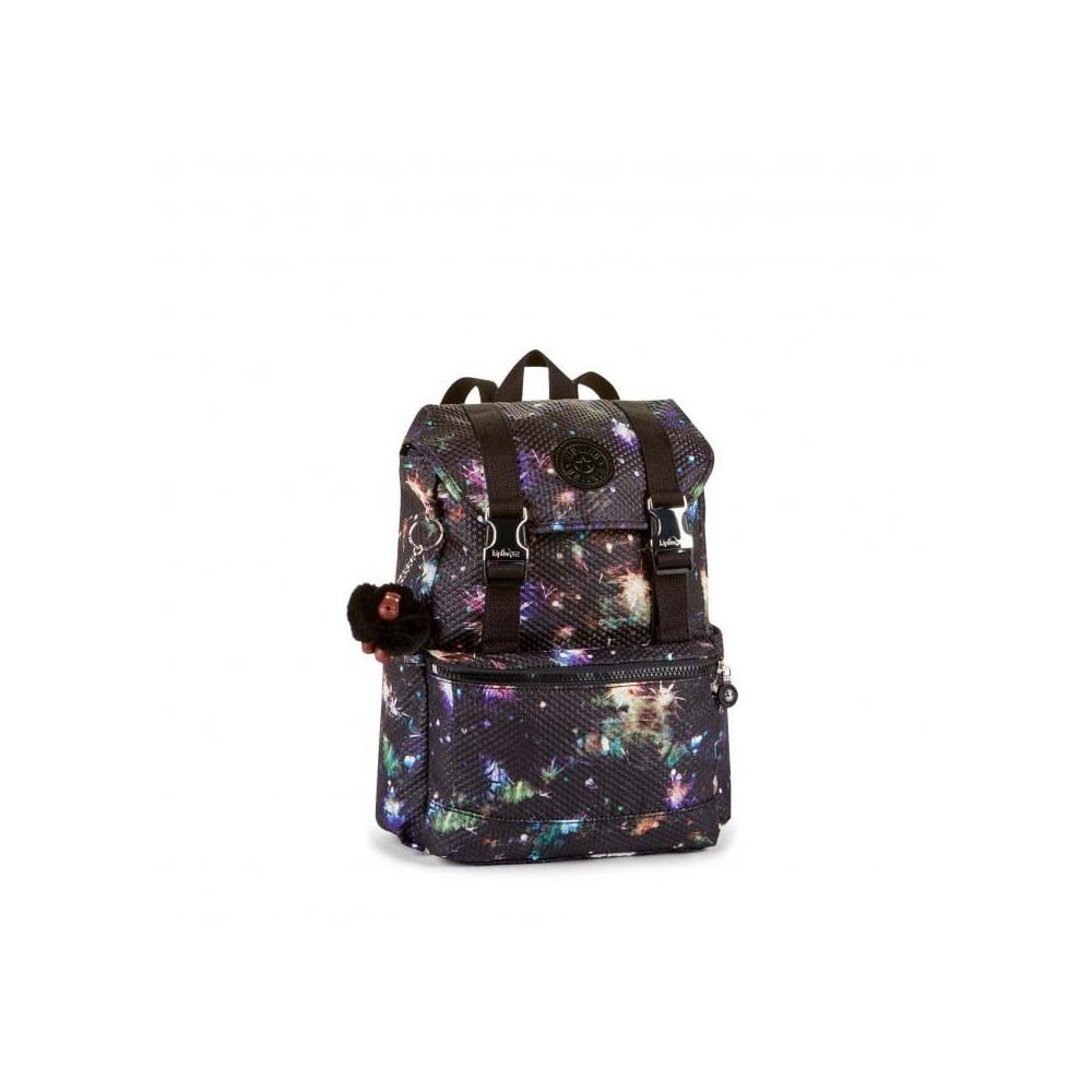 Рюкзак Kipling EXPERIENCE S Winter Firework (F25) K15211_F25