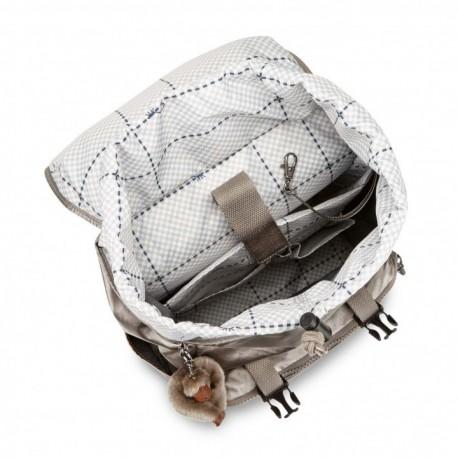 Рюкзак Kipling EXPERIENCE Metallic Pewter (L34) K20595_L34