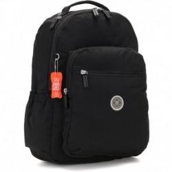 Рюкзак для ноутбука Kipling SEOUL GO Brave Black (77M) KI5782_77M
