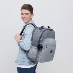 Рюкзак для ноутбука Kipling SEOUL GO XL Ash Denim Bl (78H) KI2839_78H