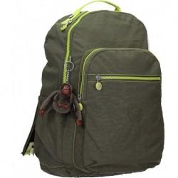 Рюкзак для ноутбука Kipling SEOUL GO Garden Grey C (45M) K21316_45M