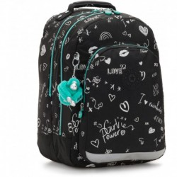 Рюкзак для ноутбука Kipling CLASS ROOM Girl Doodle (83A) KI4053_83A