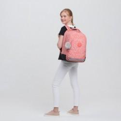 Рюкзак для ноутбука Kipling CLASS ROOM Hearty Pink Met (83S) KI4053_83S