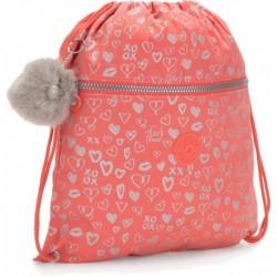 Рюкзак Kipling SUPERTABOO Hearty Pink Met (83S) K09487_83S