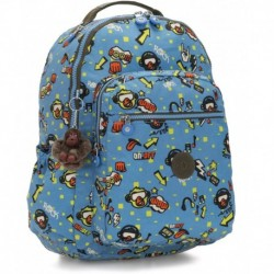 Рюкзак для ноутбука Kipling SEOUL GO Monkey Rock (30R) K21316_30R