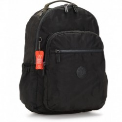 Рюкзак для ноутбука Kipling SEOUL GO Camo Black (43V) KI7472_43V