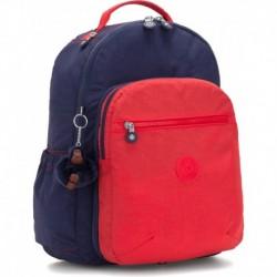 Рюкзак для ноутбука Kipling SEOUL SWITCH Polish Blue Bl (52N) KI3405_52N