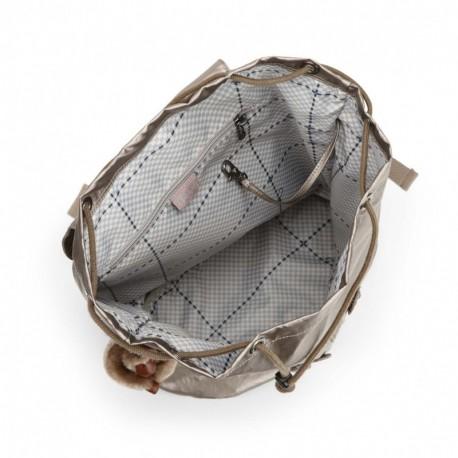 Рюкзак Kipling FUNDAMENTAL Metallic Pewter (L34) K11347_L34