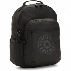Рюкзак для ноутбука Kipling SEOUL Raw Black (22Q) KI5062_22Q