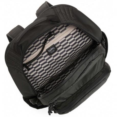 Рюкзак для ноутбука Kipling TROY EXTRA Raw Black (22Q) KI5743_22Q