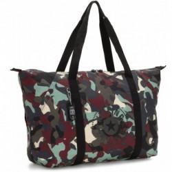 Женская сумка Kipling ART PACKABLE Camo L Light (35X) KI4567_35X