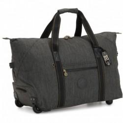 Дорожная сумка на колесах Kipling ART ON WHEELS M Black Indigo (73P) KI2921_73P