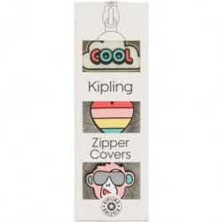 Набір накладок на блискавки Kipling BTS PULLERS MIX Cool Heart Monk (47M) K00107_47M