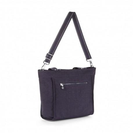 Жіноча сумка Kipling NEW SHOPPER S Blue Purple C (G71) K16640_G71