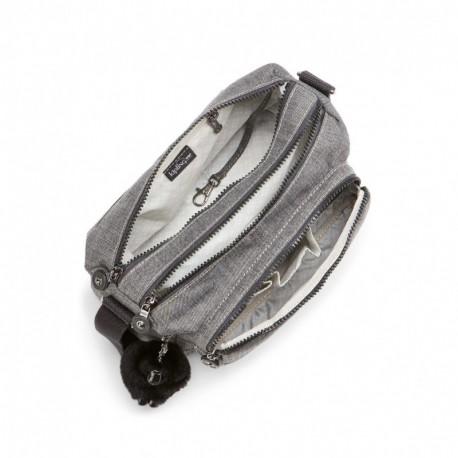 Жіноча сумка Kipling RETH Cotton Grey (D03) K70098_D03