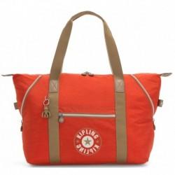 Жіноча сумка Kipling ART M Funky Orange Bl (M45) K13405_M45